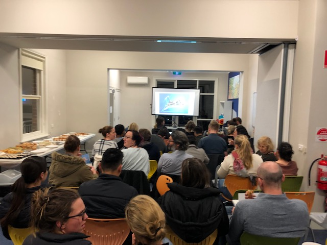Evening Lecture with Soundiagnosis, Melbourne, Aug 2019